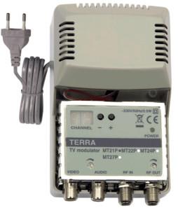 Модулятор-TERRA-MT24P