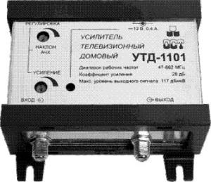 УТД 1101