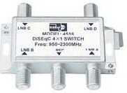 DISEgC 1,0 switch 4x1 4516 Professional