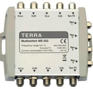 Terra MS 553