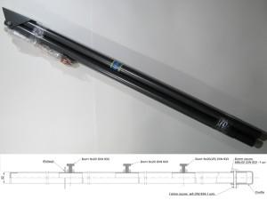 Мачта антенная 3м