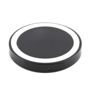 беспроводная зарядка для телефона круглая