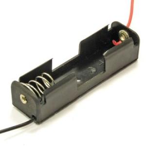 держатель батареи для 1xАА