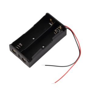 держатель батареи для 2 х18650