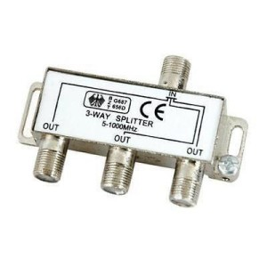 3-WAY SPLITTER