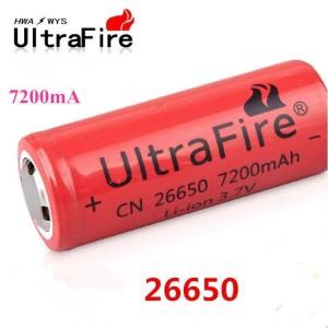 UltraFire 26650
