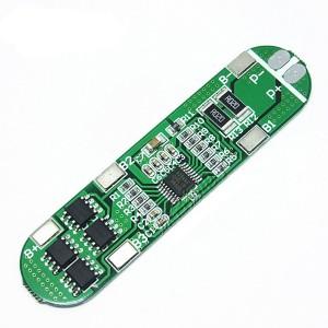 контроллер заряда-разряда для Li-ion батарей, 4 ячейки, до 10А.